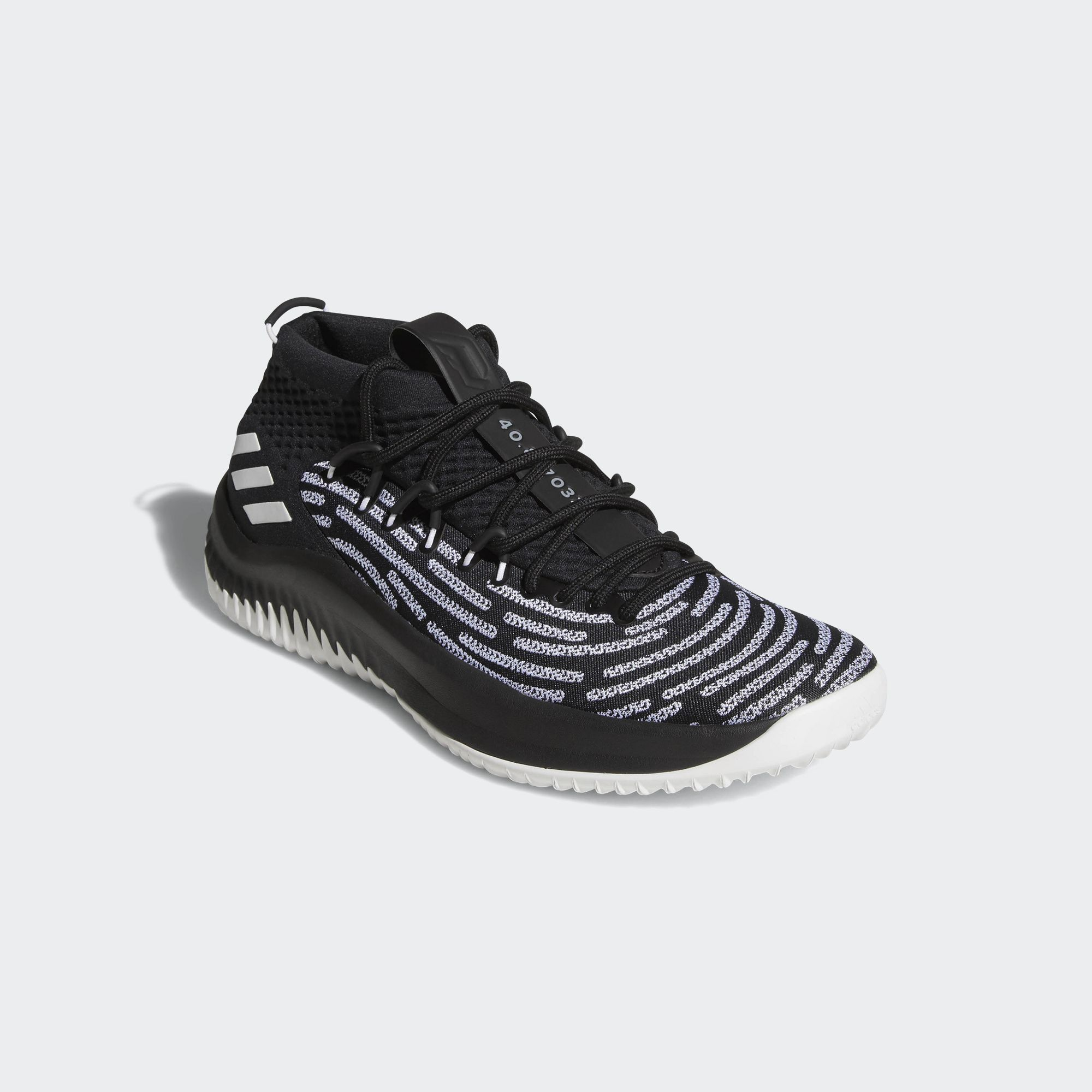 736cb9596099 adidas-dame-4-black-white-1 - WearTesters