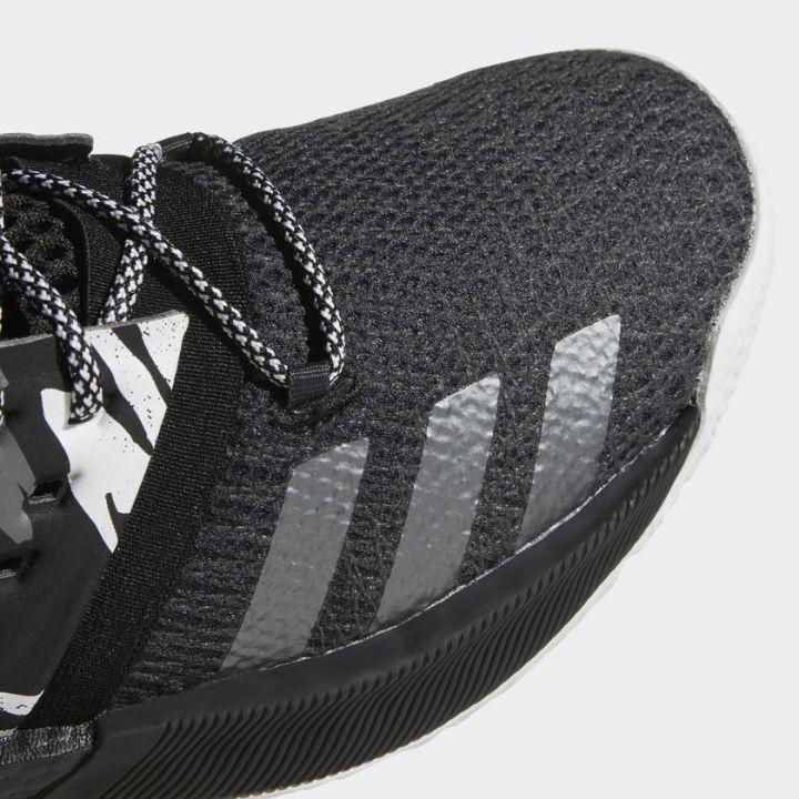 adidas harden vol 2 black white 6