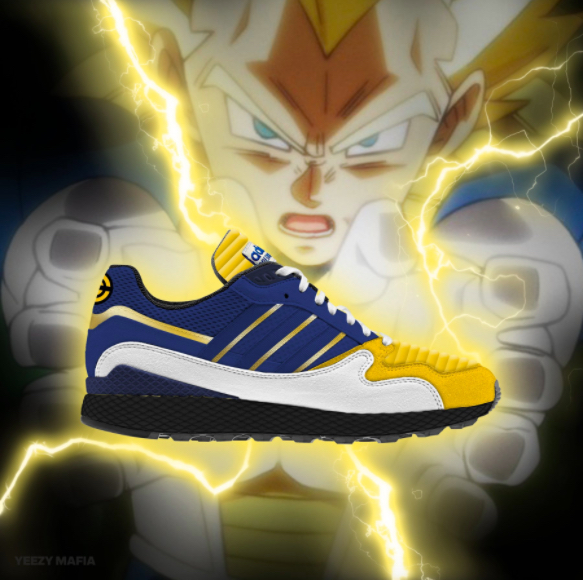 adidas x dragon ball z Vegeta Ultra Tech