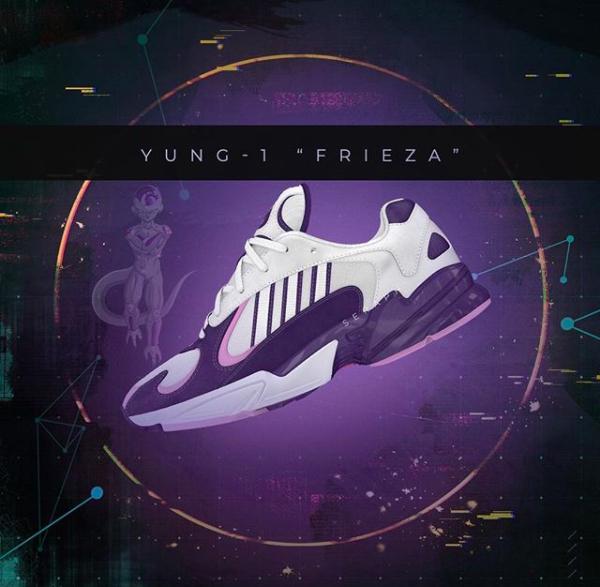 adidas yung-1 Frieza