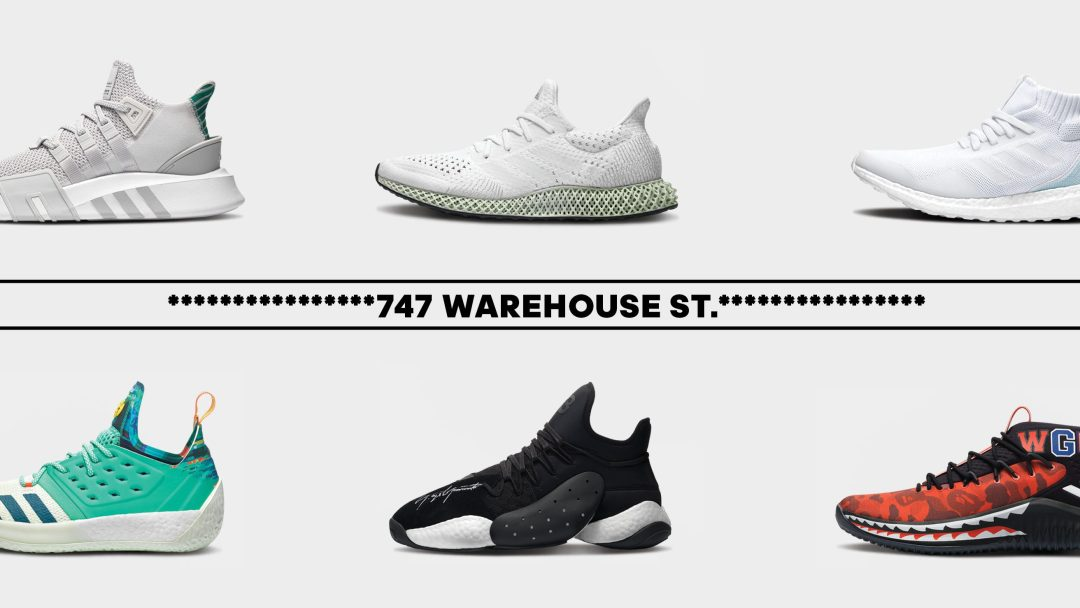 08cd850e07ad adidas Confirms All-Star Weekend Releases - Futurecraft 4D ...