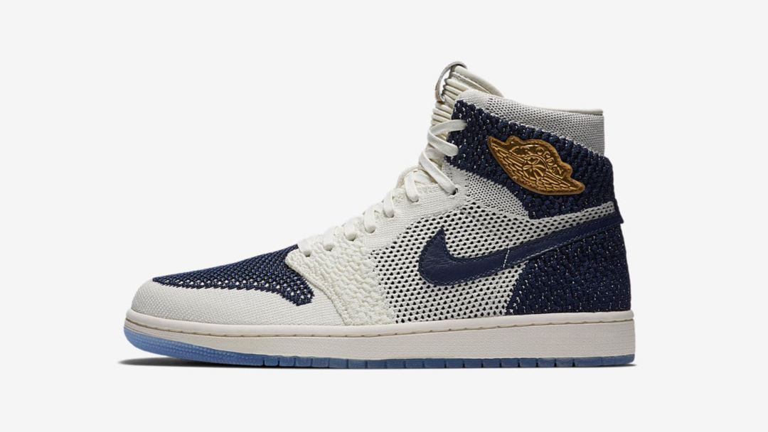 50524471bb9 Jordan Brand Celebrates The Captain with Air Jordan 1 Flyknit 'Jeter ...