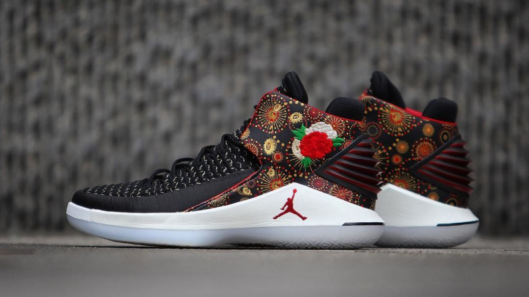 c0a80d1fb965bb The Air Jordan 32  Chinese New Year  Drops Next Month at Eastbay ...