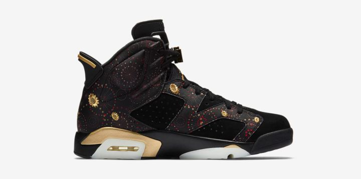 air jordan 6 chinese new year official 2