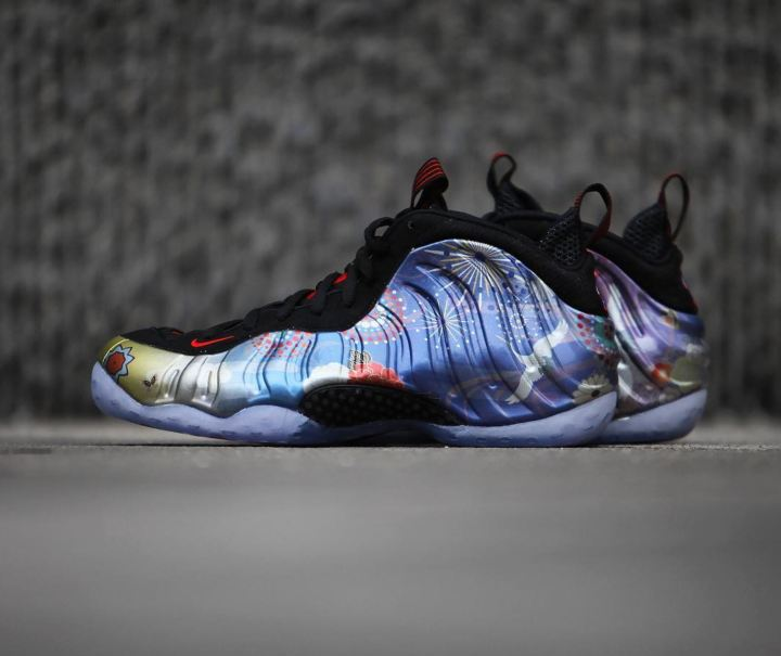nike air foamposite one CNY 3