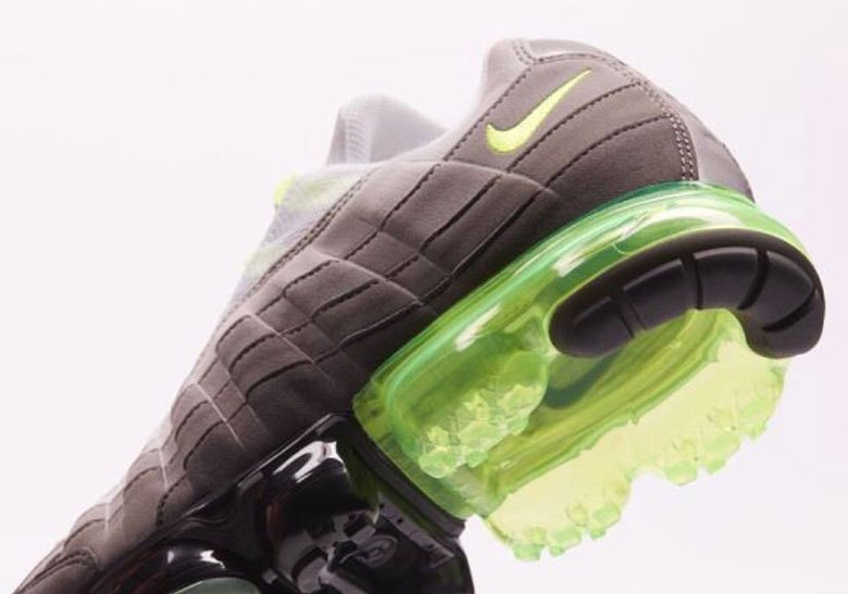 11665586ff A Nike Air VaporMax 95 'Neon Green' May Release Later This Year ...