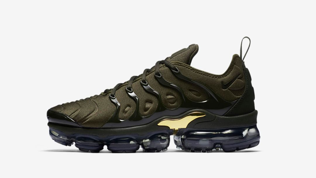 77045c3b236 The Nike Air VaporMax Plus  Olive  Drops Next Week - WearTesters