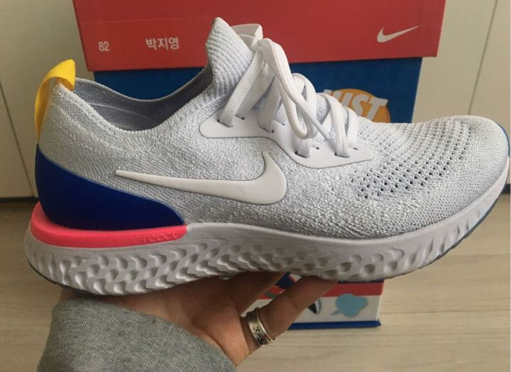 38552d0e2f630 Nike Unveils the Epic React Flyknit