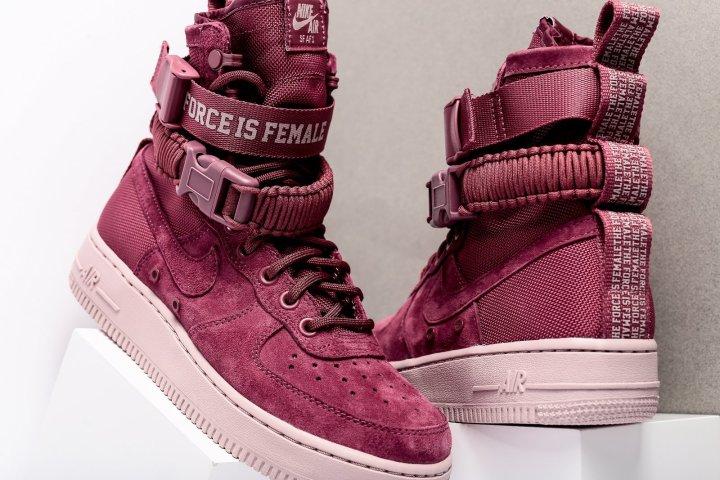 womens Nike SF-AF1 Force is Female 1
