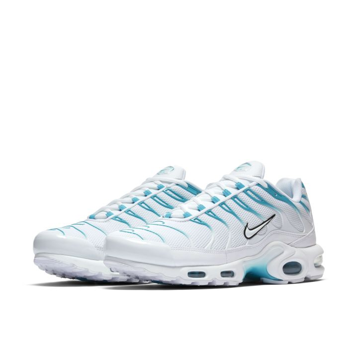 0e7fb9138a Look Out for This Clean Nike Air Max Plus Colorway - WearTesters
