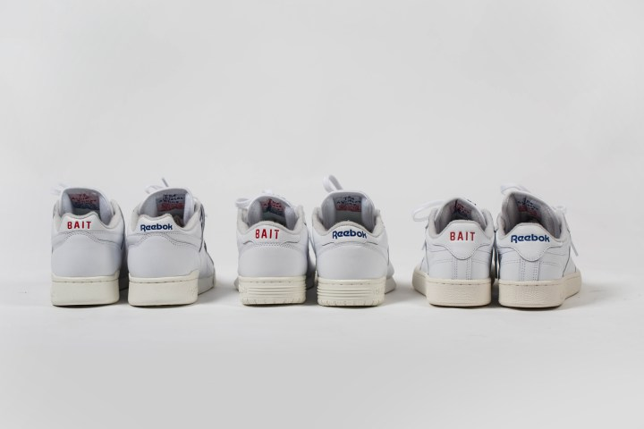 e82d356c7d2db2 BAIT Unveils  West East  Pack Full of Reebok Classics with a New ...