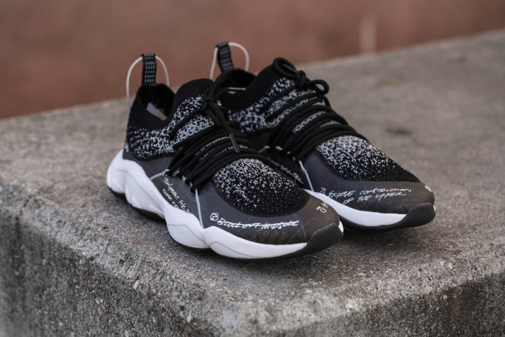 BAIT Reebok DMX Fusion ideation department 4
