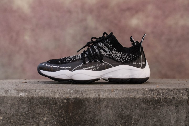 BAIT Reebok DMX Fusion ideation department 6