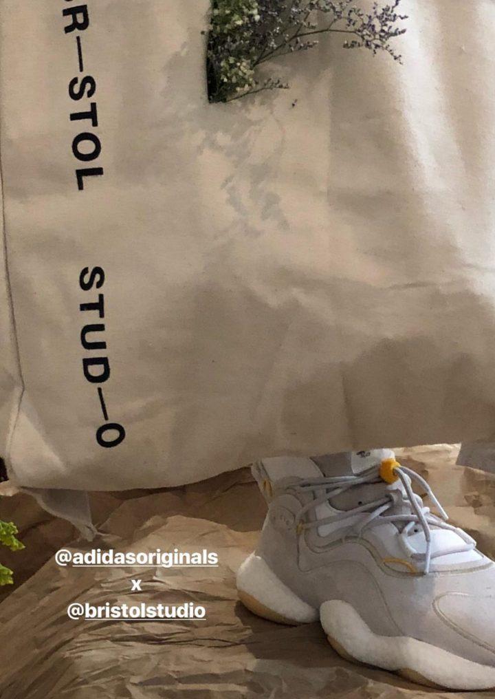 free shipping 57781 f4663 bristol studios adidas Crazy BYW 3