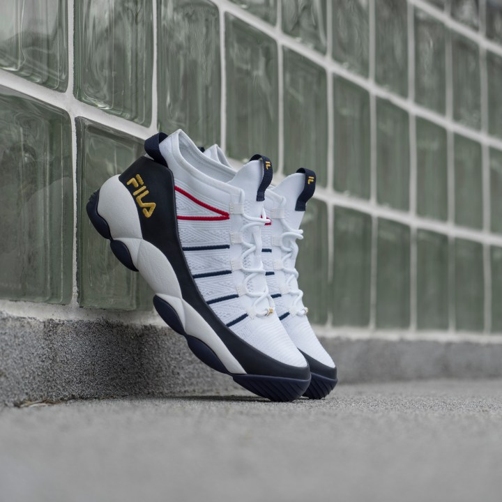 FILA Spaghetti Knit all conference pack 1