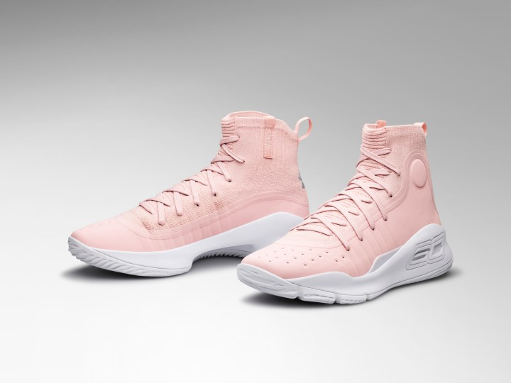 0d303de8bf76 The Curry 4  Flushed Pink  Celebrates Steph s Love for Ayesha and ...