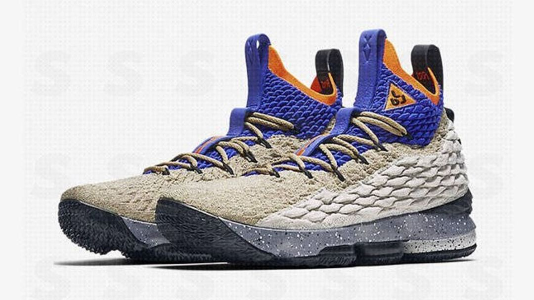 fb985a7547bcf This LeBron 15 Honors the ACG Air Mowabb with New Colorway - WearTesters