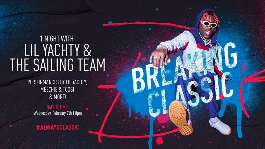 5cf7fd0f243 You Can Livestream Lil Yachty s Performance at Tonight s Reebok ...