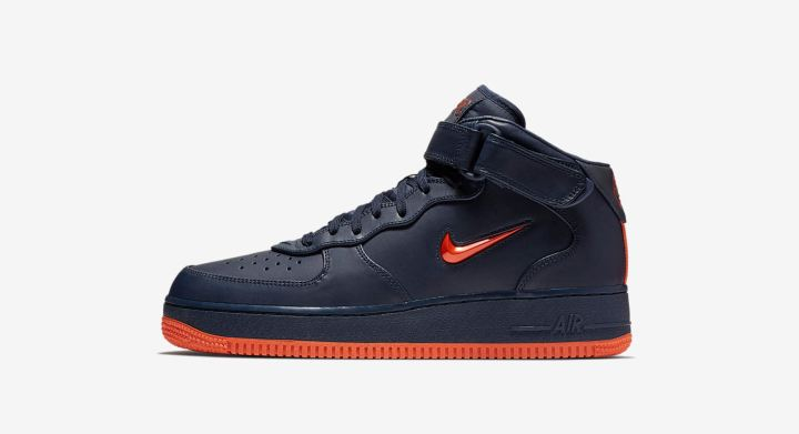 nike air force 1 mid NYC