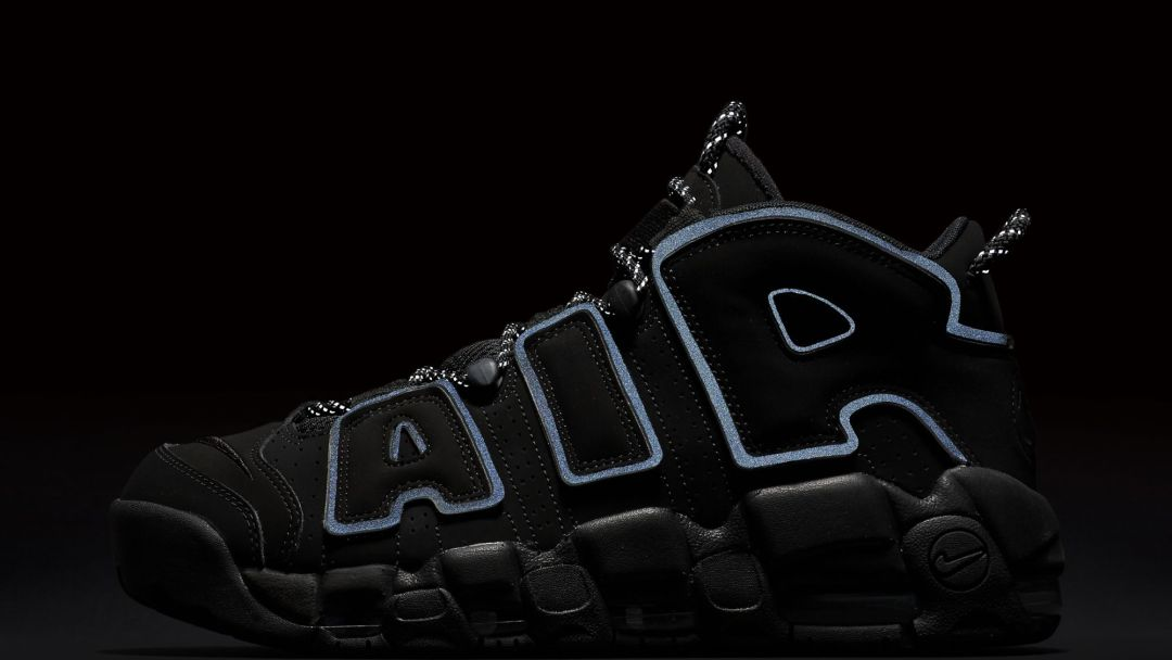 low priced ad237 ad8fd nike air more uptempo triple black 3nike air more uptempo triple black 3