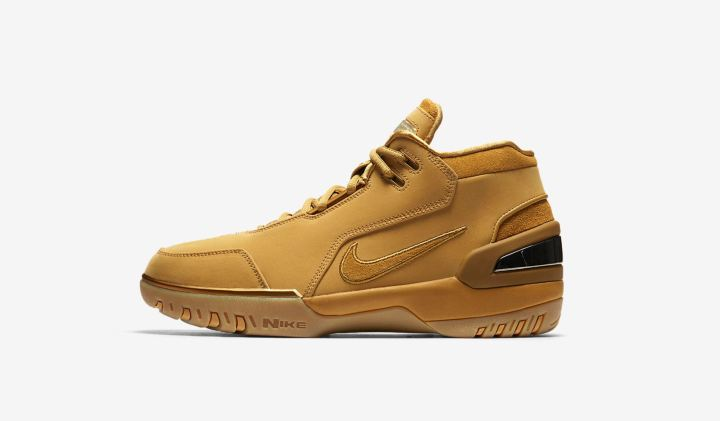 df2858a45249 The Nike Air Zoom Generation  Wheat  Returns for All-Star Weekend ...
