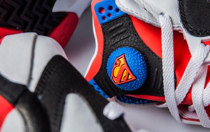 shoe palace reebok shaq attaq superman