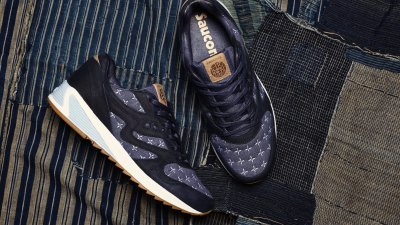 up there saucony grid 8000 sashiko 3