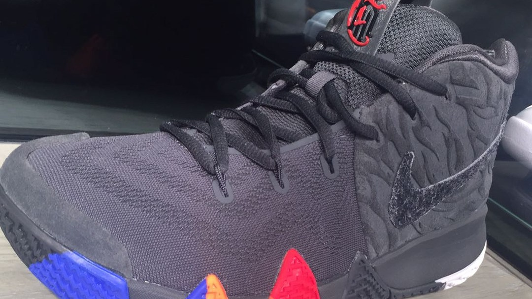70b5576afdf This Nike Kyrie 4  Year of the Monkey  May Celebrate Kyrie s Birth ...