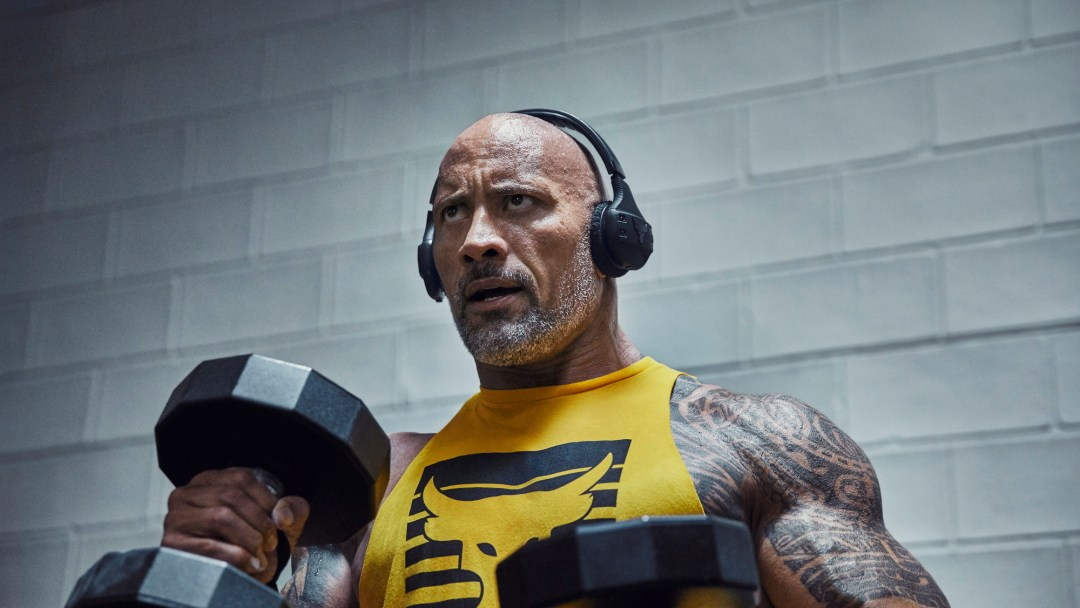 Dwayne Johnson project rock delta chase greatness collection