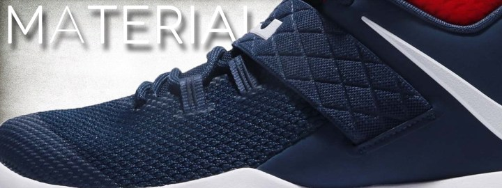 Nike LeBron Ambassador X performance review materials