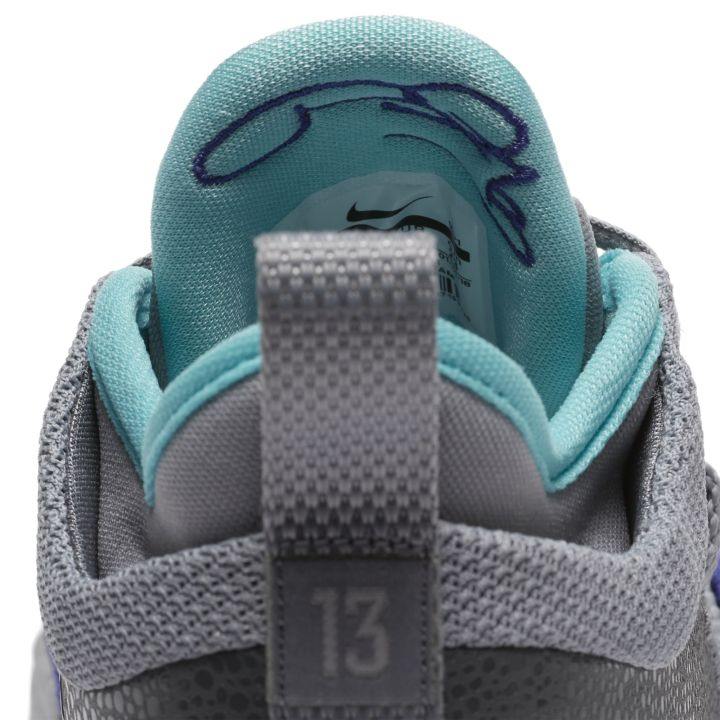 Nike PG 2 PURE PLATINUM GS 0