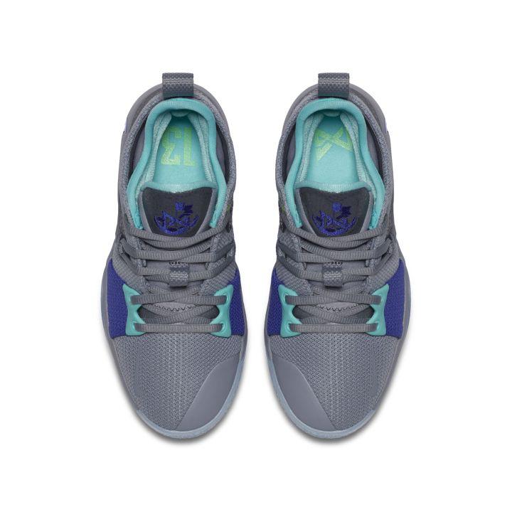 Nike PG 2 PURE PLATINUM GS 3