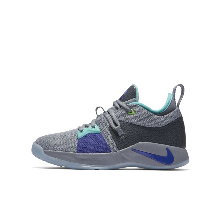 Nike PG 2 PURE PLATINUM GS 4