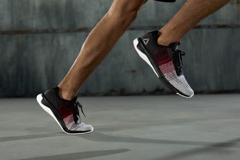8962181d8a2 The Reebok Fast Flexweave Sports an Innovative New Weave Structure ...