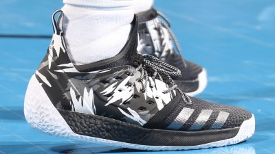 online store e09b0 25261 Last Night James Harden Debuted the Harden Vol 2  Traffic Jam