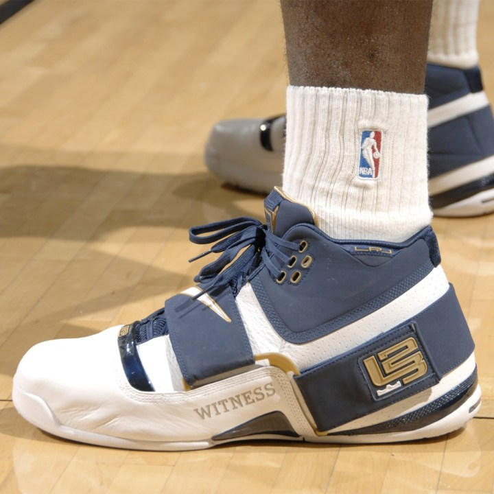 5d6f37d5f0488 Here s a Detailed Look at the Nike LeBron Soldier 1 From the ...