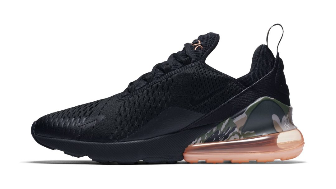 9295651d505b12 Nike Air Max 270  Camo  Arrives Next Month - WearTesters