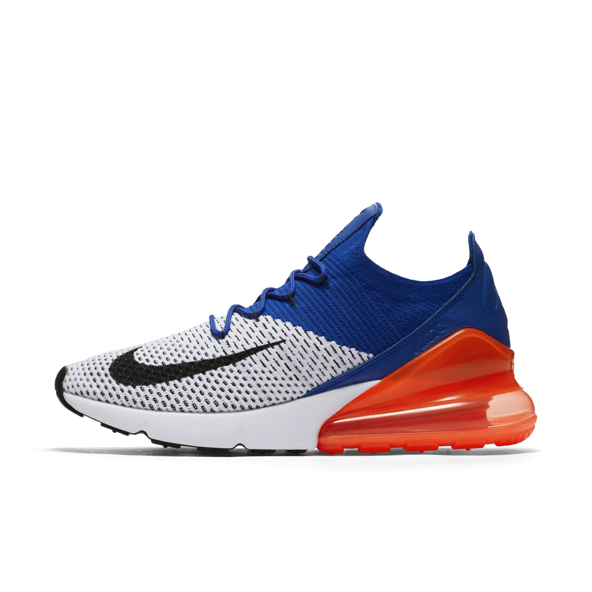 d3d1a2eb1df9 nike air max 270 flyknit racer blue total crimson mens 1 - WearTesters