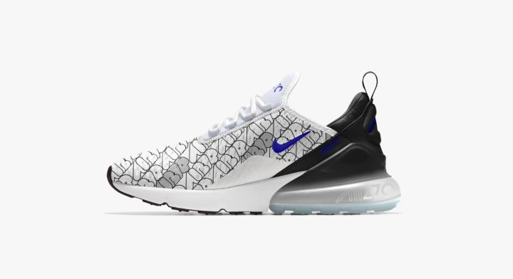 The Nike Air Max 270 Has Hit NikeiD for Customization - WearTesters 4cb4546fc