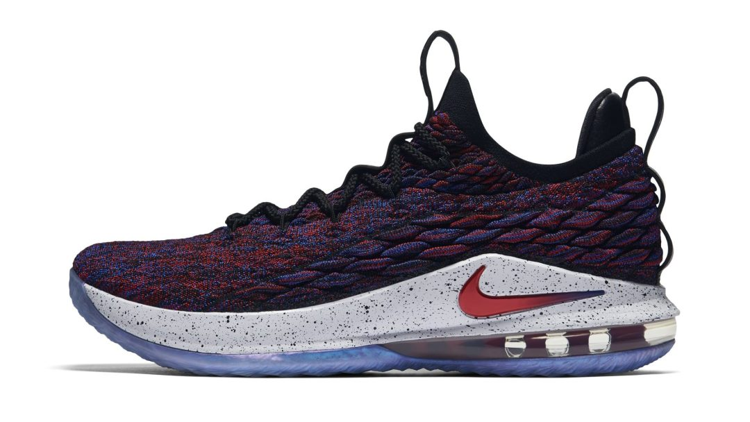 5a2f8803b5dd Nike Has Debuted the LeBron 15 Low  Supernova  - WearTesters