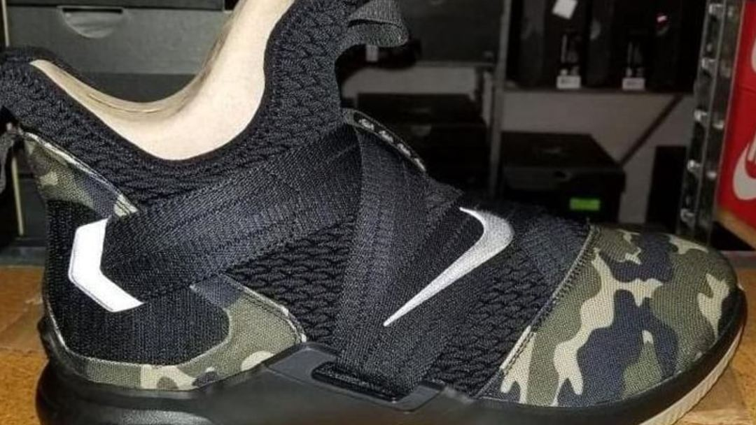 9f4a1d6919329 Here's LeBron's Next Sneaker, the LeBron Soldier 12 - WearTesters