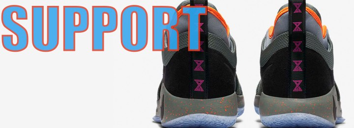 nike PG 2 performance review anotherpair support
