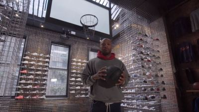 pj tucker sneaker shopping
