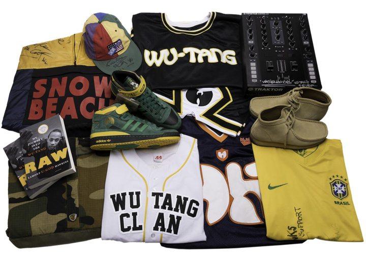stockx wu-tang foundation CREAM