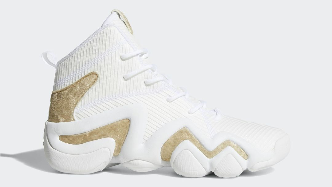 6880c423134 Upcoming Women s adidas Crazy 8 ADV Flaunts Velour Accents - WearTesters