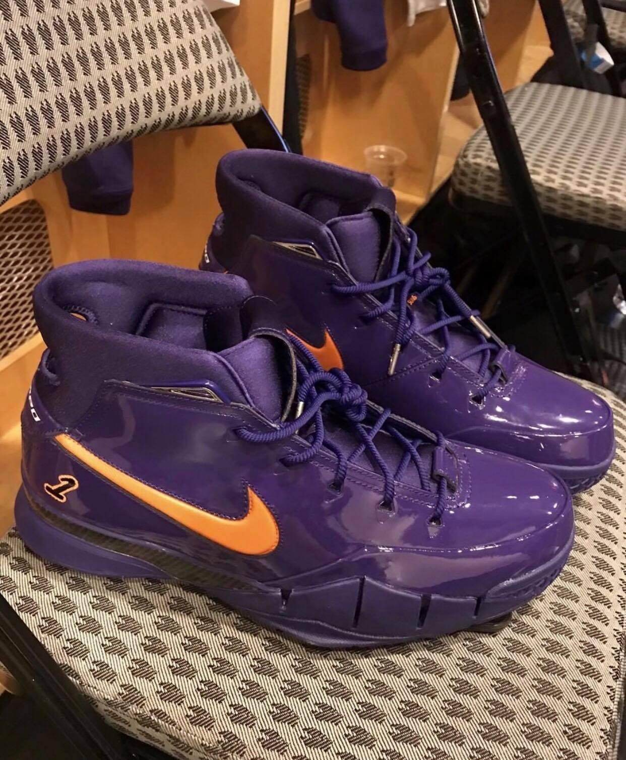 88e6b258571 devin booker Nike Kobe 1 Protro PE - WearTesters
