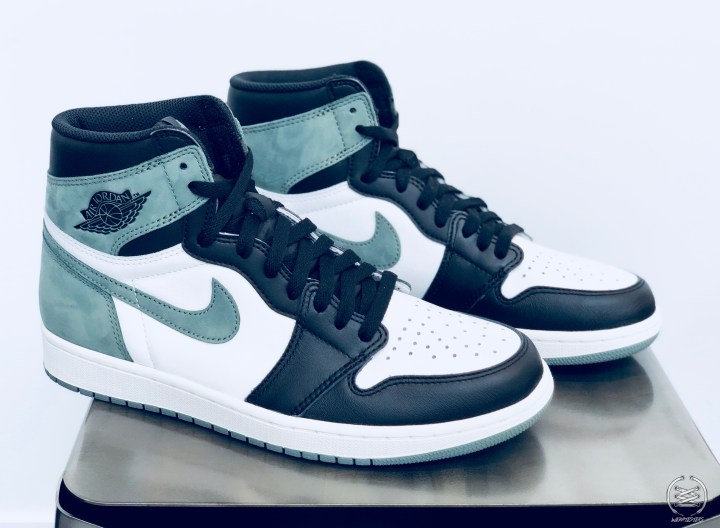 d7d8daa1398295 Only the Air Jordan 1  Clay Green  and  Blue Moon  to Release in ...