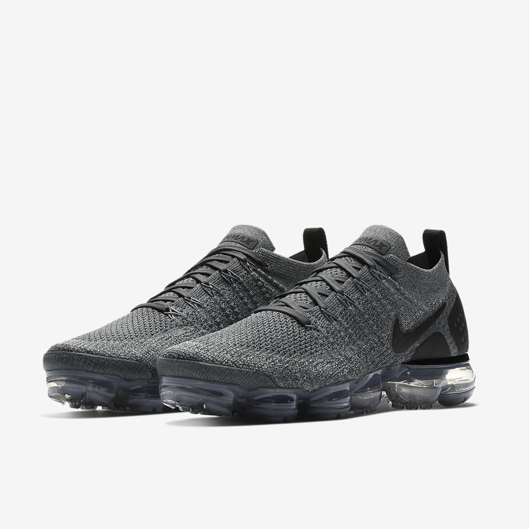 NIKE AIR VAPORMAX FLYKNIT 2 DARK GREY 1