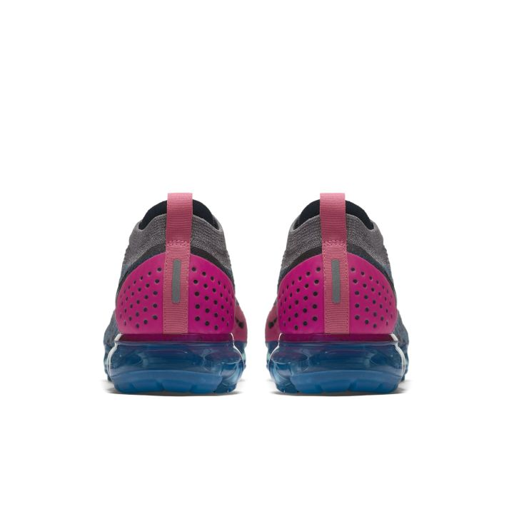 f0618a749ff ... NIKE AIR VAPORMAX FLYKNIT 2 GUNSMOKE BLACK-BLUE ORBIT-PINK BLAST-BLUE  ...