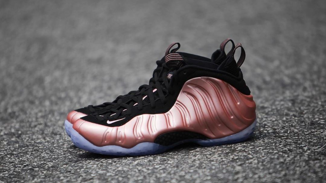 bf411c96dd427 Nike Air Foamposite One Elemental Rose release date 13